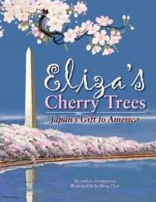 Andrea Zimmerman-Eliza's Cherry Tree-Book