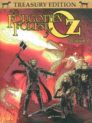 Eric Shanower-Forgotten Forest of Oz-Book