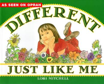 Lori Mitchell-Just Like Me-Book