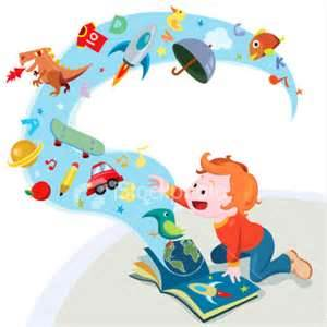 children and reading-royalty free image-th