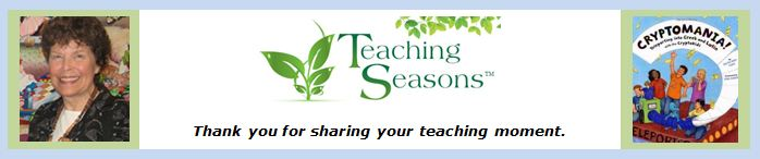 Thank You for Sharing Your Teaching Moment-Edith Fine