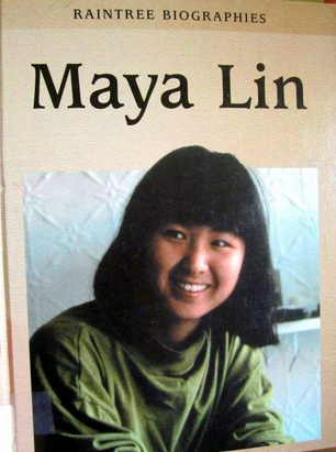 Maya Lin book by Amy Stone