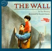The Wall book by Eve Bunting