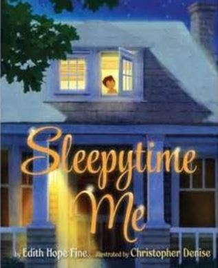 Sleepytime Me By Edith Hope Fine (Book Cover)