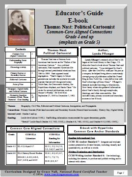 Educator Guide Cover-Thomas Nast-E-book-v1Final-c2014-GNall-Teaching Seasons