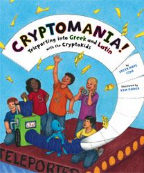 Cryptomania Book