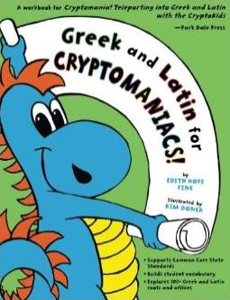 Greek and Latin for Cryptomaniacs! - Book Cover