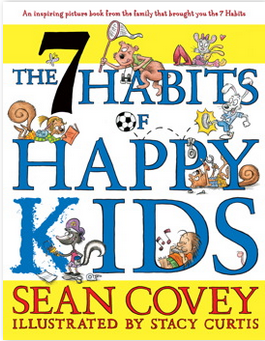 The 7 Habits of Happy Kids - Cover