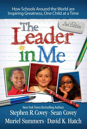 The Leader in Me - Cover